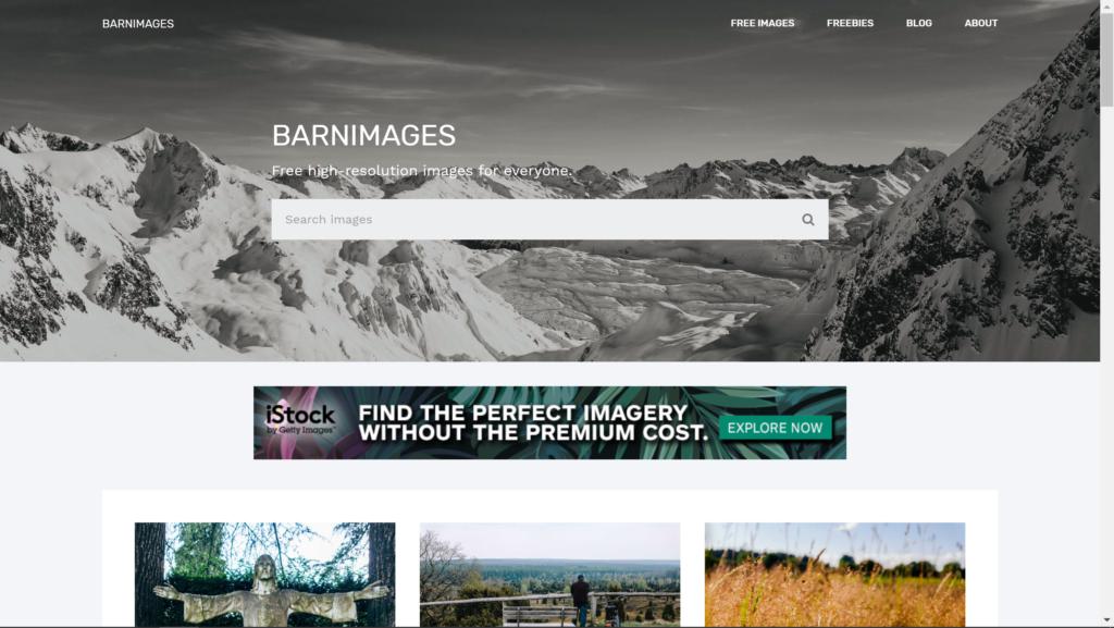 Barn Images Screenshot