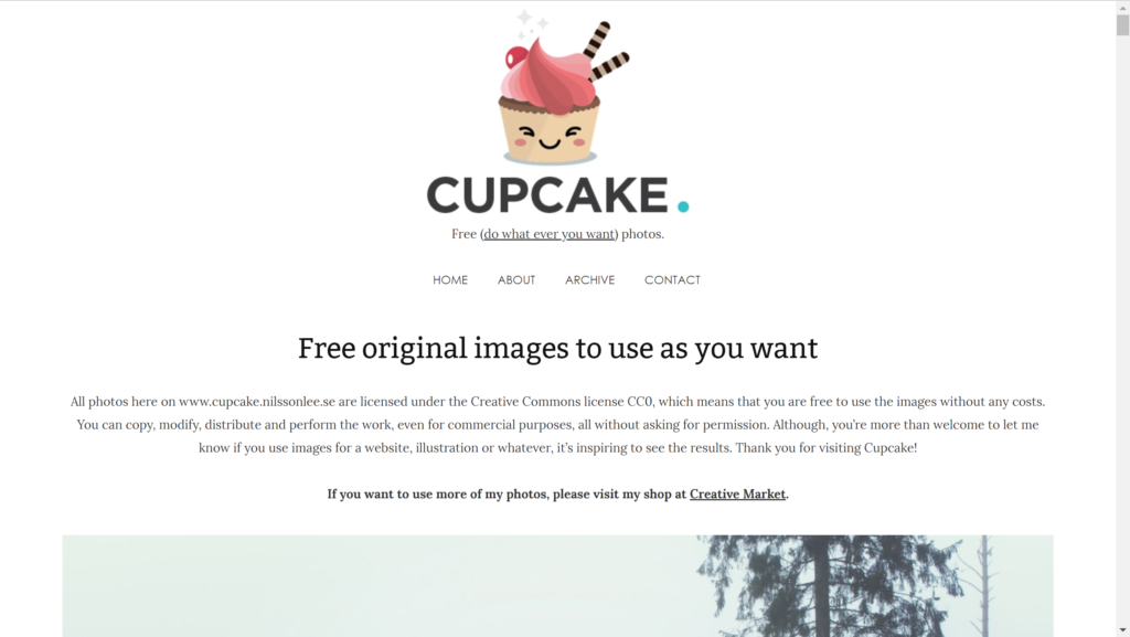 Cupcake Screenshot