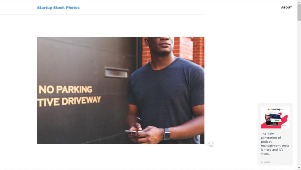 Startup Stck Photos Screenshot