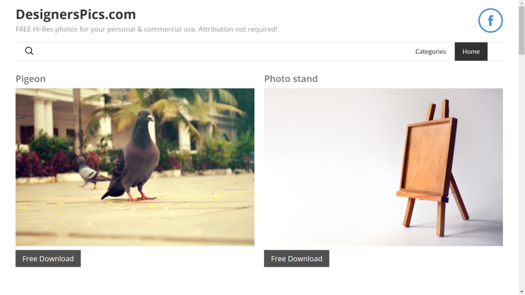DesignersPics Screenshot