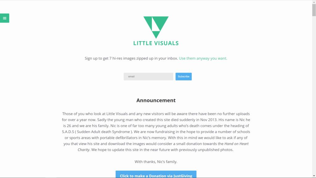 Little Visuals Screenshot