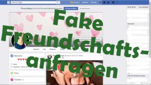 Fake-Freundschaftsanfragen – Was tun?