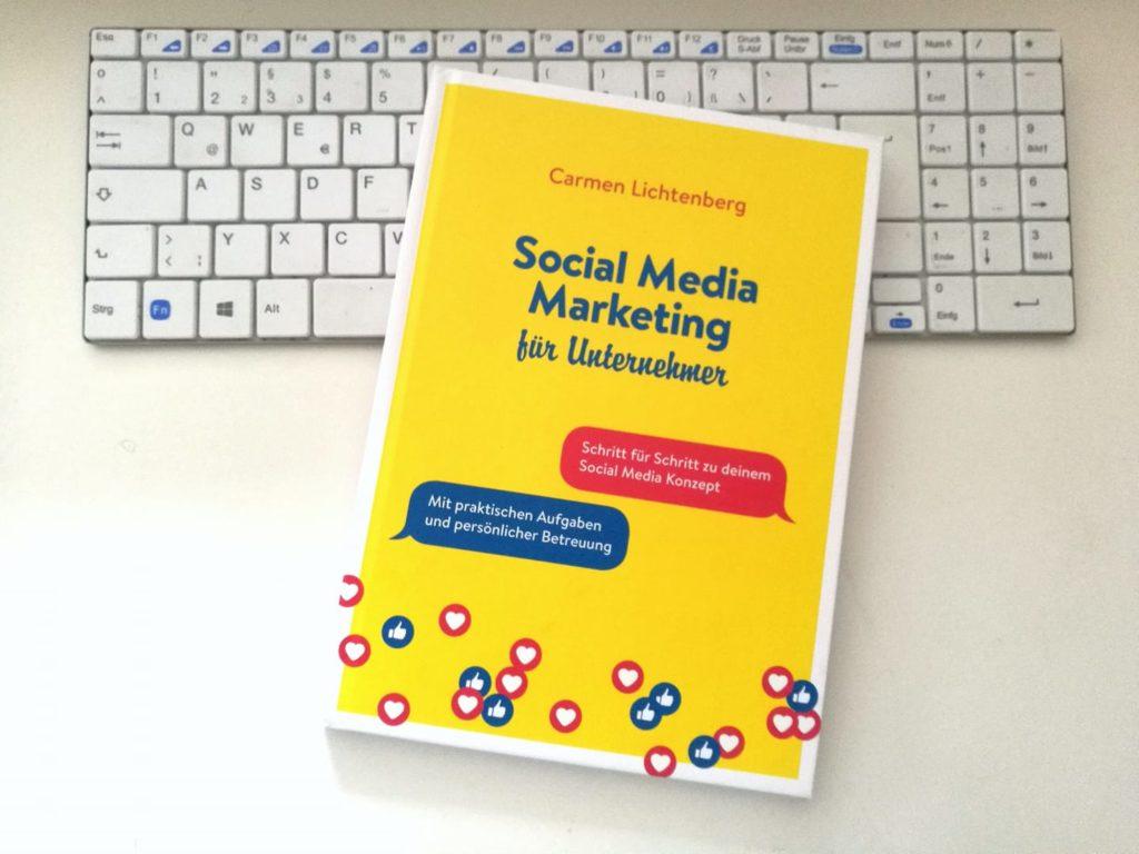 Social Media Marketing für Unternehmen Buch