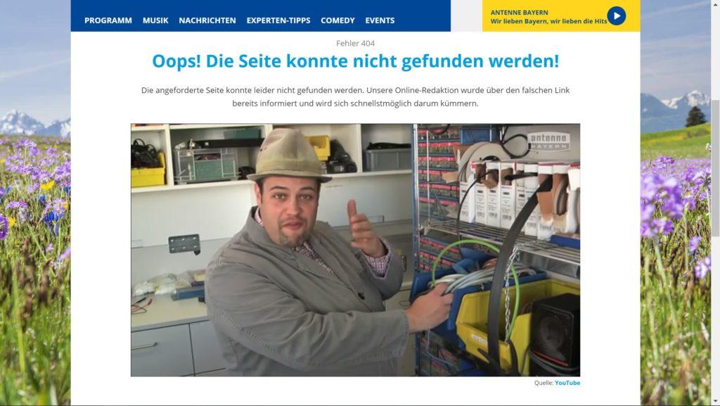 Antenne Bayern 404