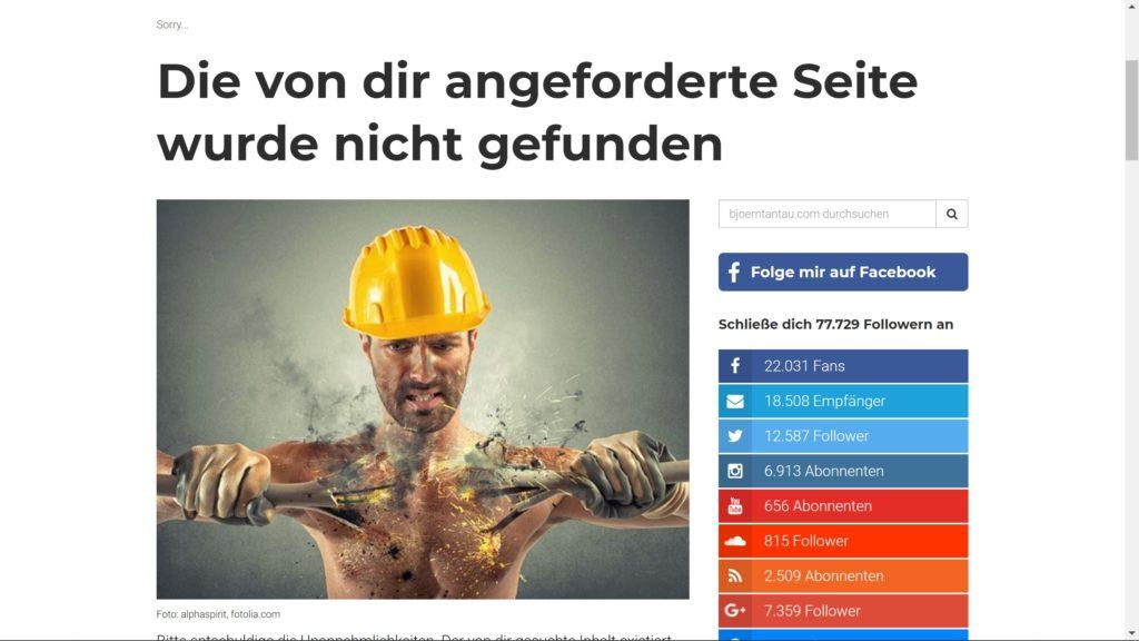 Björn Tantau 404