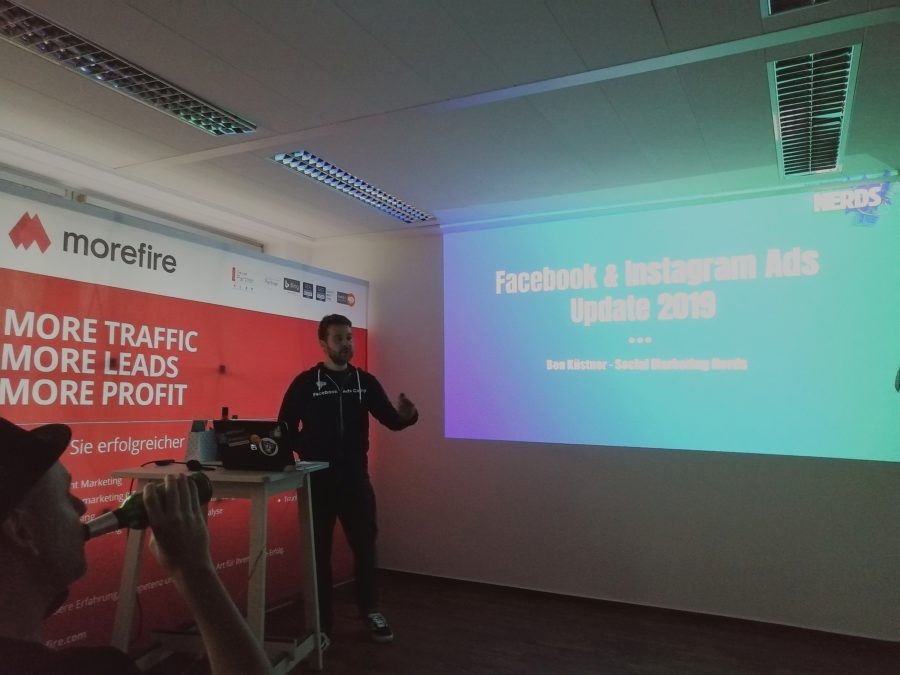 Recap zum Facebook Ads Meetup 03-19