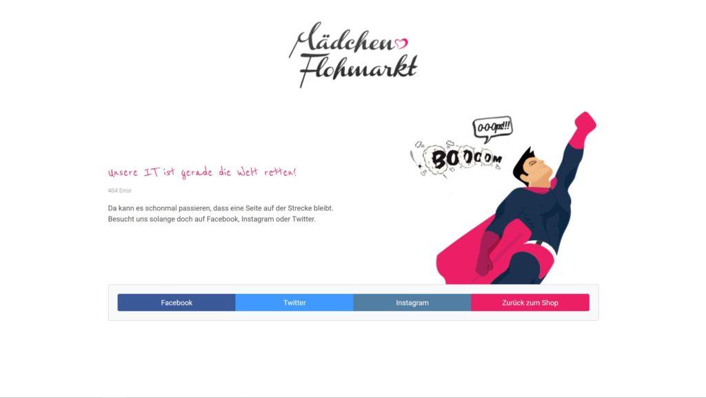 Mädchenflohmarkt 404