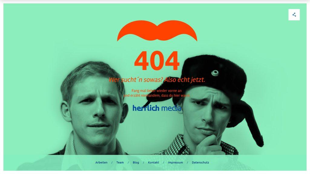 herrlich media 404
