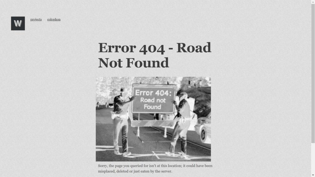 i am w w 404
