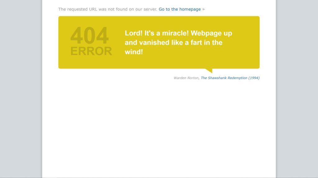 imdb 404