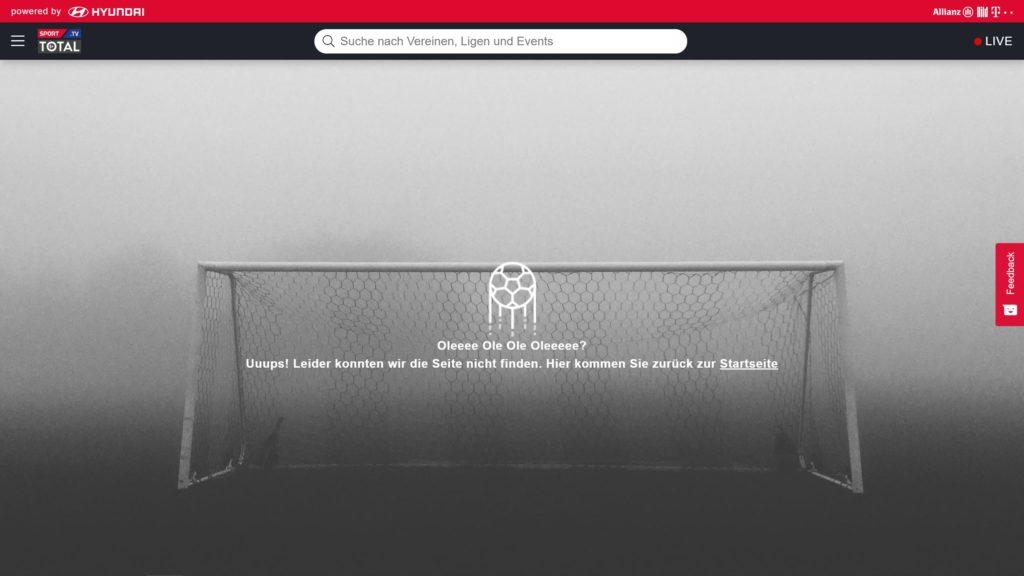 sport total 404