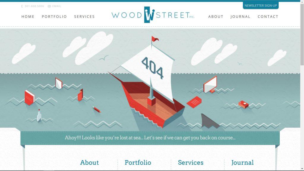 wood street 404