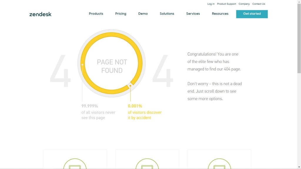 zendesk 404