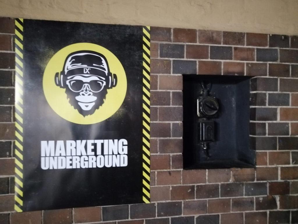 Marketing Underground 01