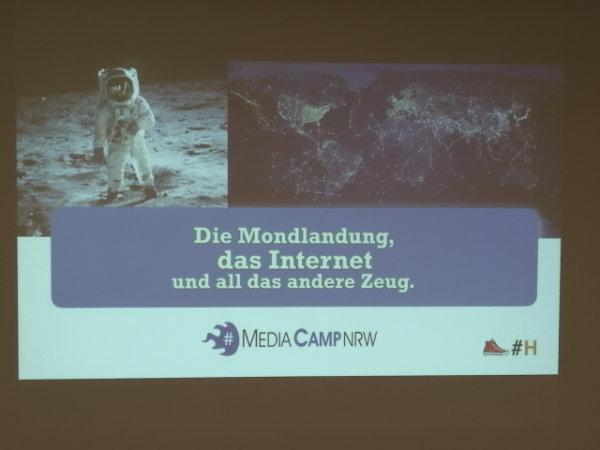 Media Camp NRW 08